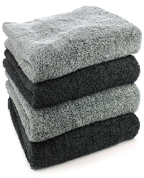 salon towel service by Braun linen