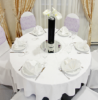Specialty Linen and Napkin Rentals for Special Events