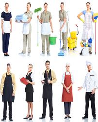 Hotel and Resort Staff Uniforms